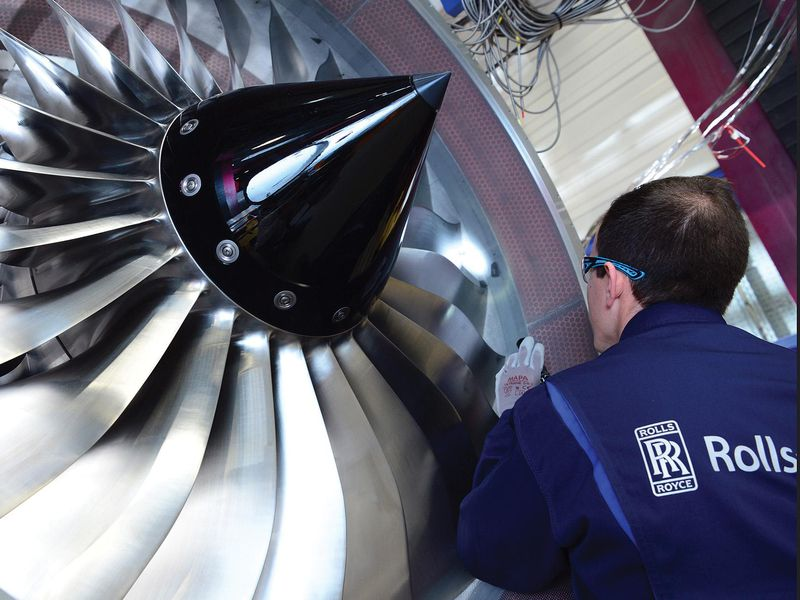 Pearl 700 business jet engine