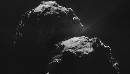 Tomorrow, a Man-made Spacecraft Will Land On a Comet for the First Time, Ever