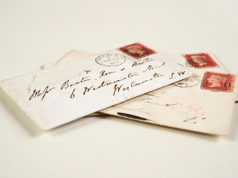 A Letter About Darwin S Belief In God Just Sold For Nearly 200 000
