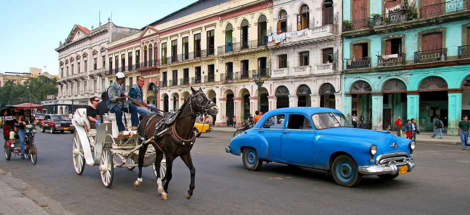 Cuba by Land and Sea <p>Take a deep look into Cuba&rsquo;s culture and geography through our new cruise exploration from Santiago de Cuba in the east to Havana and Pinar del Rio in the west.&nbsp;</p>