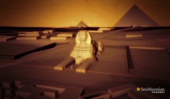 Preview thumbnail for video'The Pharaoh Who Found the Sphinx