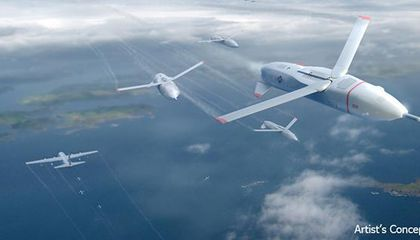 The U.S. Military Named Their Swarming Drones After This Fairy Tale
