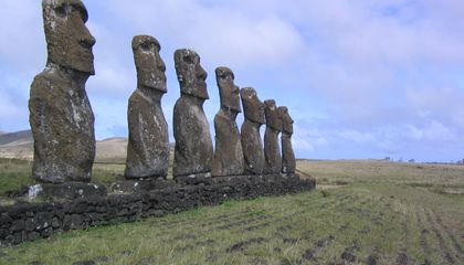 Lots of Sweet Potatoes Could've Made Easter Island a Bustling Place