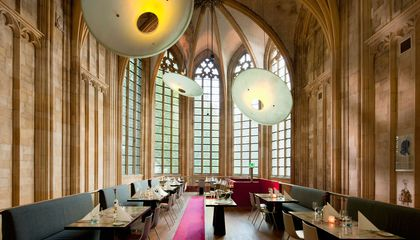 Restaurants and Hotels Breathe New Life into Beautiful, Abandoned Churches and Monasteries