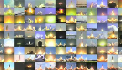 This One Beautiful Video Sums Up All of Space Shuttle History
