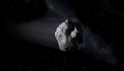 Meet Florence, the Giant Asteroid That Will Buzz by Earth This September