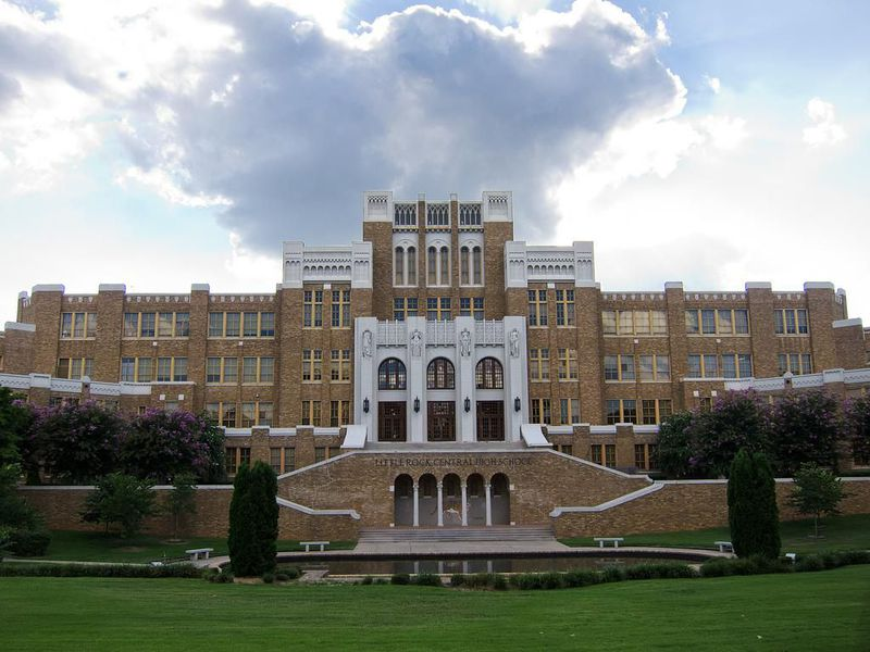 Little Rock High