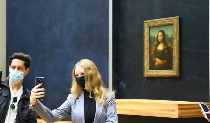 The Pandemic Gives the Louvre Back to Parisians