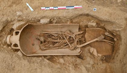 Why Were These Ancient Adults Buried in Jars on the Island of Corsica?