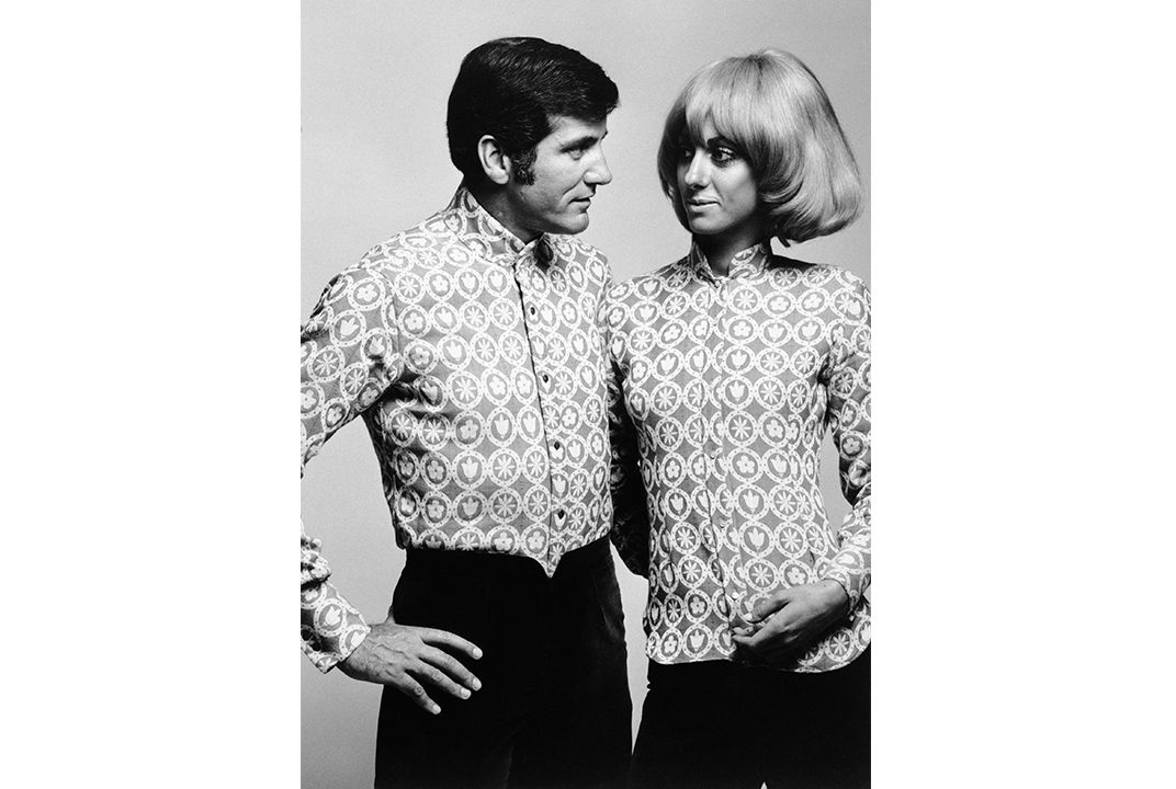 How His'n'Her Ponchos Became A Thing: A History Of Unisex