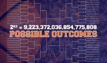 The Mathematical Madness Behind a Perfect N.C.A.A. Basketball Bracket