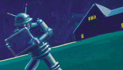 Bruce McCall Illustrates the Future That Wasn't