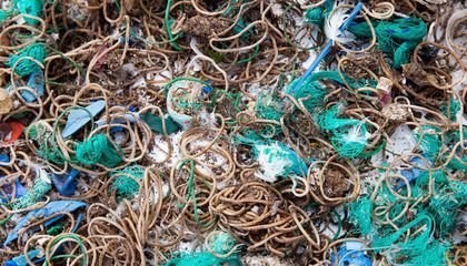 Why Did Thousands of Rubber Bands Show Up on an Uninhabited Cornish Island?