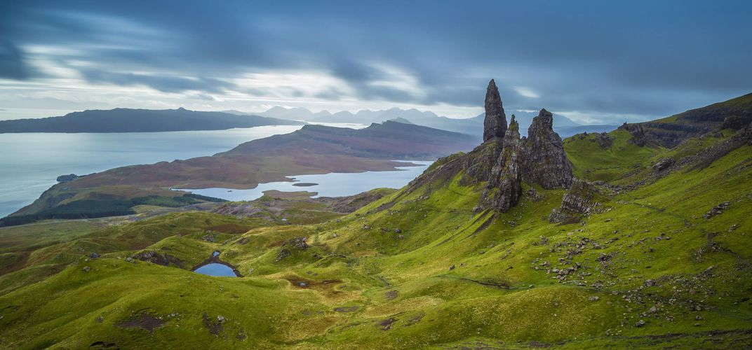 Old Man of Storr, the Isle of Skye