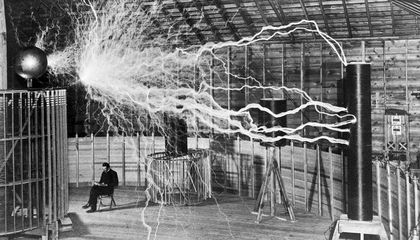 The Extraordinary Life of Nikola Tesla