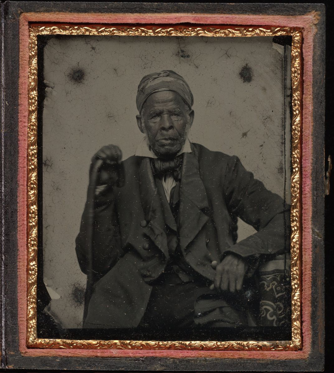 Only Surviving Arabic Slave Narrative Written in the United States Digitized by Library of Congress