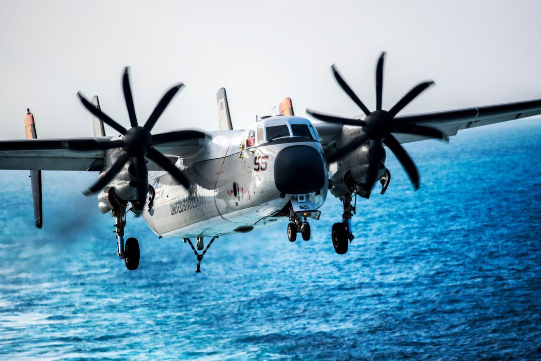 With the Osprey Waiting on Deck, Delivery Service to Carriers is About to Change