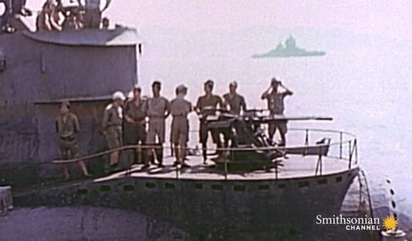 Preview thumbnail for video'Why Did the U.S. Sink Captured Japanese Subs After WWII?