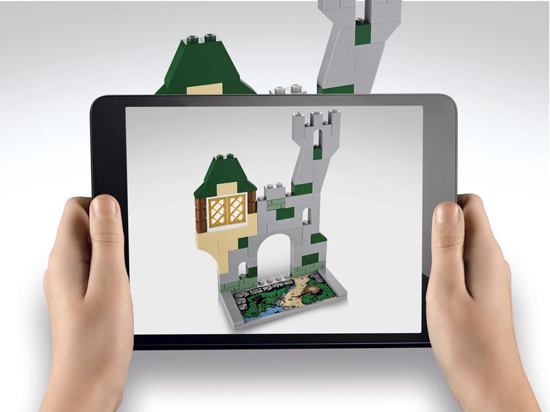 Your Lego Castles Can Be Captured In 3D (There's An App For That
