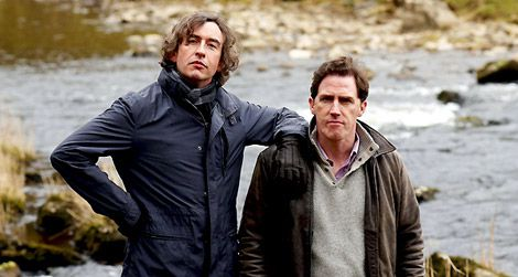 Steve Coogan and Rob Brydon in The Trip