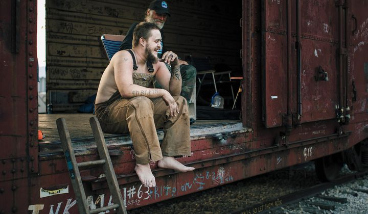 The Last of the Great American Hobos