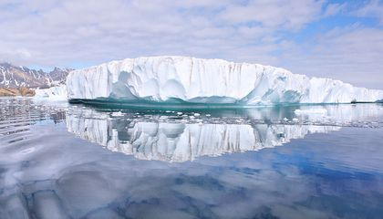 Melting Greenland Ice Has Consequences
