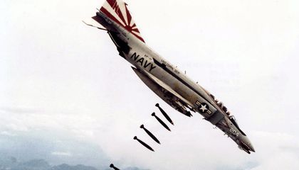 What Couldn't the F-4 Phantom Do?