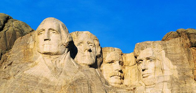 The making of mount rushmore history smithsonian