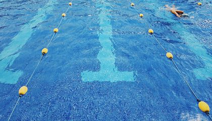 Scientists Found a Sweet New Way to Measure Pee in Pools