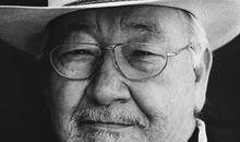 Pulitzer Prize-winning author N. Scott Momaday