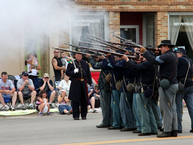 Civil War Reenactments Were a Thing Even During the Civil