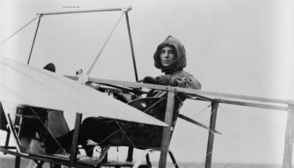Flying With America's Most Famous Female Aviators