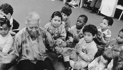 At 90, Ella Jenkins, the First Lady of Children's Music Has a New Album