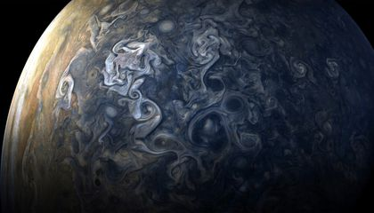 Take in the Surreal Beauty of Jupiter in These Incredible New Images