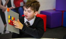 New Legos Are Designed to Help Visually Impaired Children Learn Braille