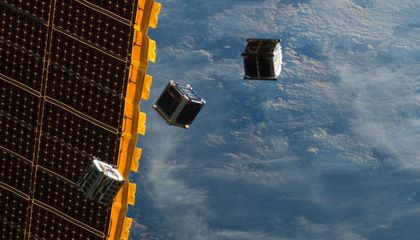 Half of All First-Time CubeSat Projects End in Failure