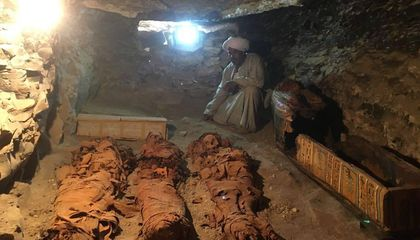 New Kingdom Goldsmith's Tomb Discovered in Egypt