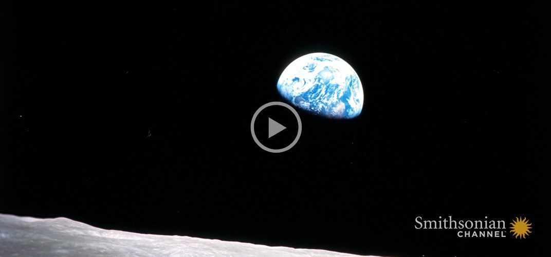"Caption: Apollo 8 Astronaut Took the ""Earthrise"" Photo"