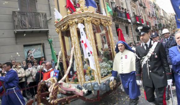 Preview thumbnail for video'The Festival of St. Efisio