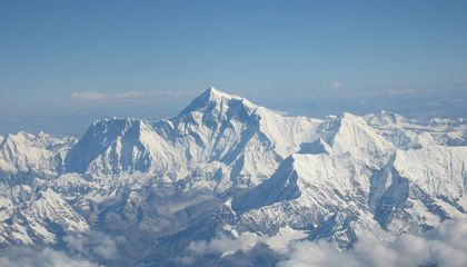 Is Mount Everest Really Two Feet Taller?