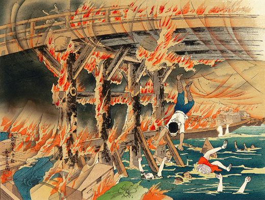 The Great Japan Earthquake of 1923 | History | Smithsonian