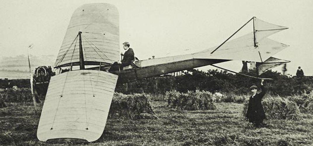 Caption: The Birthplaces of Aviation