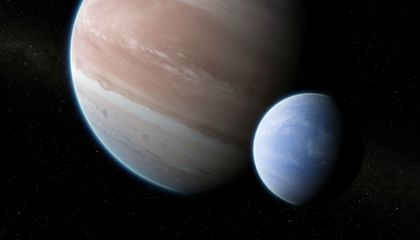 Astronomers Find What May Be First Exomoon—And It's an Absolute Unit