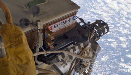 New ISS Experiment Tests Organisms' Survival Skills in Space