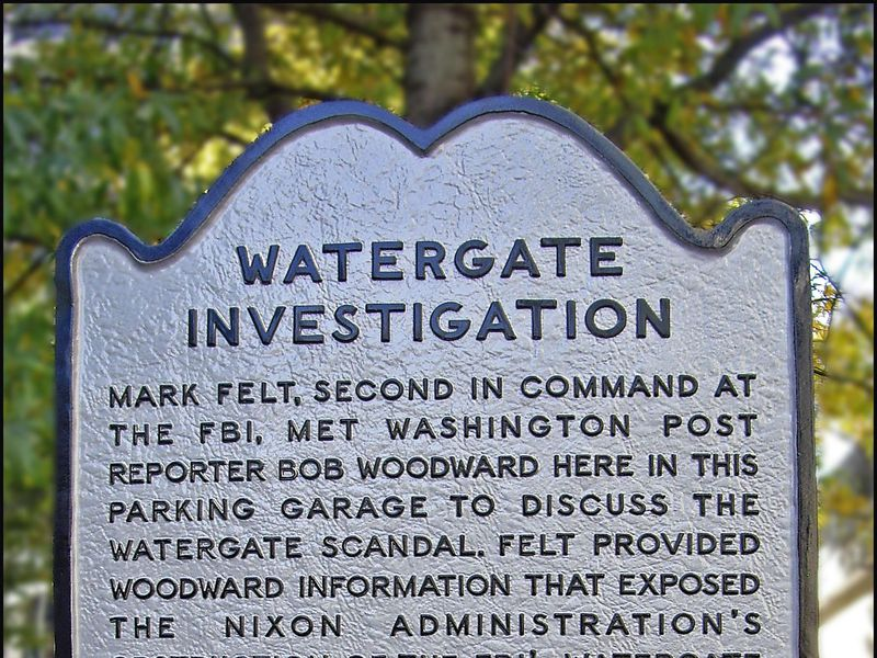 Watergate garage