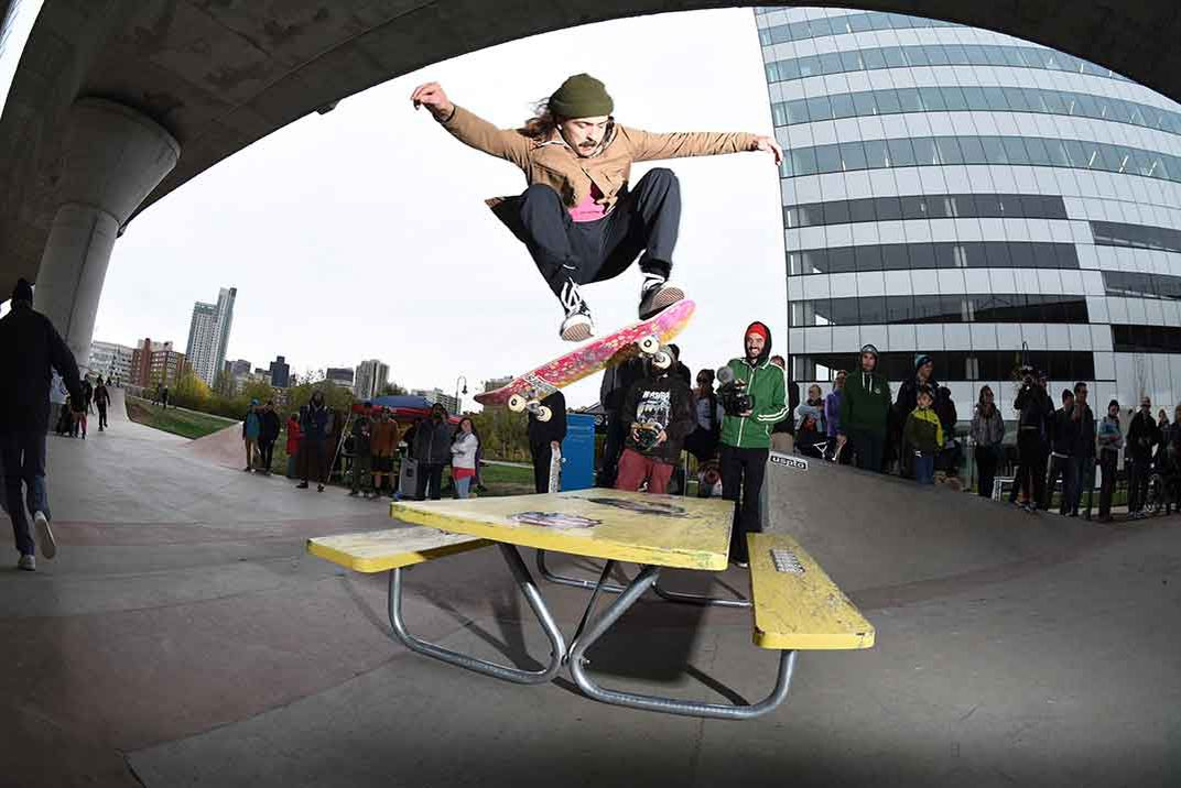 What Skateboarding Tells Us About Innovation At The