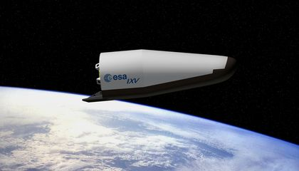 Europe's Proto-Spaceplane Gets Ready To Fly