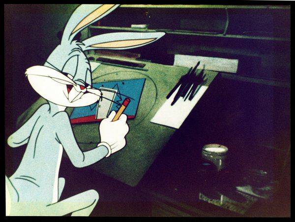 What gives Bugs Bunny his lasting power?