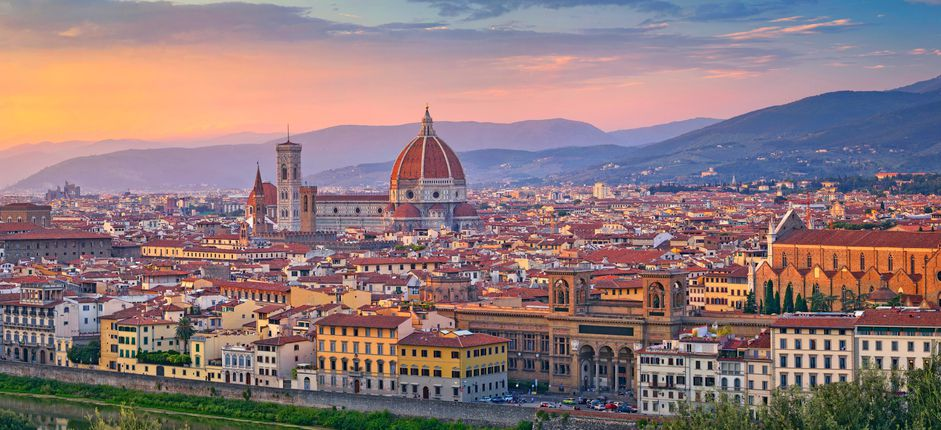 Living in Italy <p>Offering endless opportunities to explore Italy's arts, history, and culture, Florence is also small enough to feel at home during our three-week immersion program.</p>