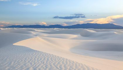 Six Places to Spot the World's Most Breathtaking Sand Dunes